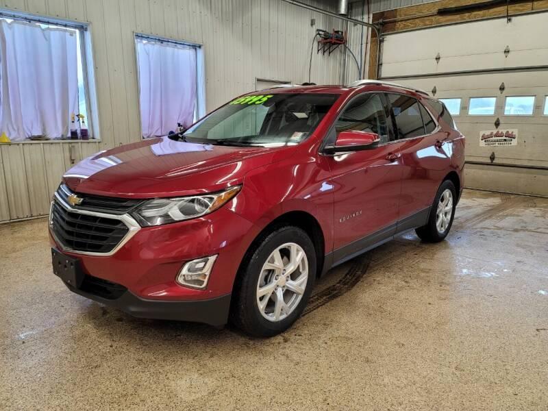 2018 Chevrolet Equinox for sale at Sand's Auto Sales in Cambridge MN