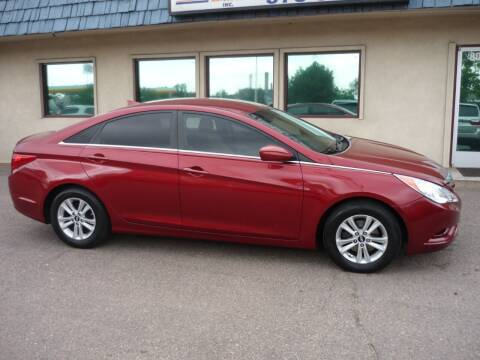 2013 Hyundai Sonata for sale at Mountain View Motors Inc in Colorado Springs CO