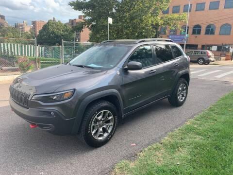 2021 Jeep Cherokee for sale at Sylhet Motors in Jamaica NY
