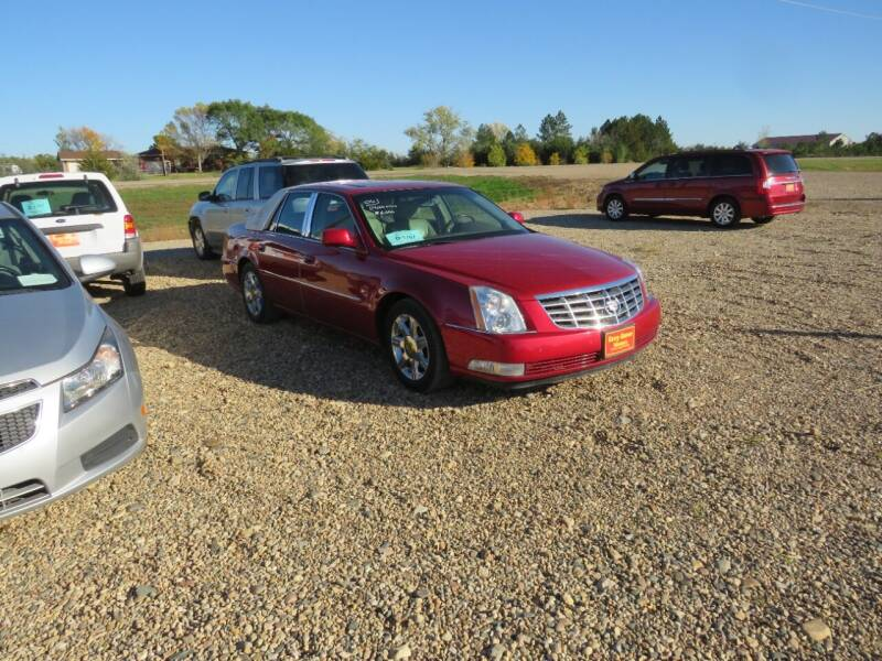 2006 Cadillac DTS for sale at Grey Goose Motors in Pierre SD