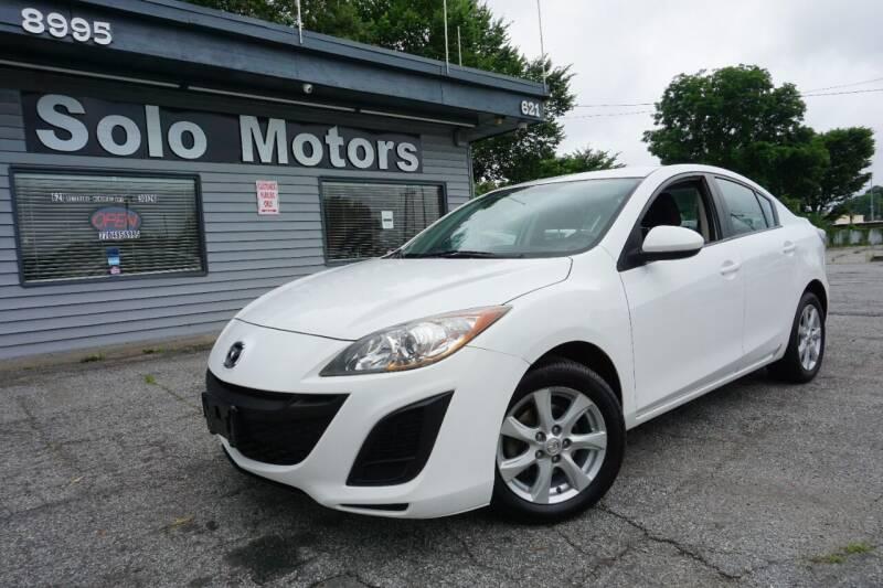 2011 Mazda MAZDA3 for sale in Mableton, GA