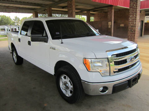 2014 Ford F-150 for sale at Geaux Texas Auto & Truck Sales in Tyler TX