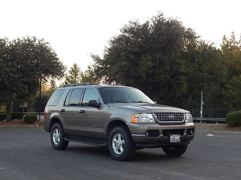 2005 Ford Explorer for sale at Crow`s Auto Sales in San Jose CA