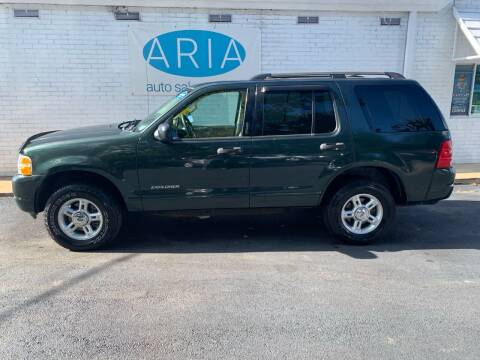 2004 Ford Explorer for sale at ARIA  AUTO  SALES in Raleigh NC