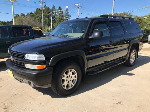 2005 Chevrolet Suburban for sale at Super Trooper Motors in Madison WI