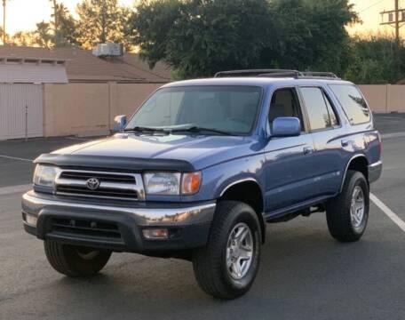 1999 Toyota 4Runner for sale at Dreamline Motors in Coolidge AZ