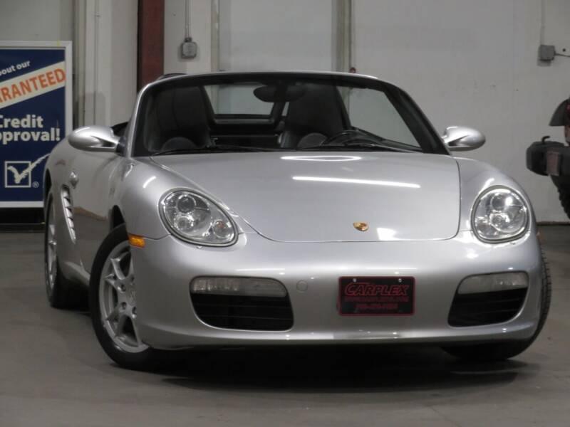 2005 Porsche Boxster for sale at CarPlex in Manassas VA