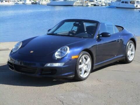 2007 Porsche 911 for sale at Convoy Motors LLC in National City CA