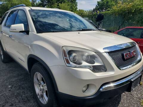 2008 GMC Acadia for sale at M & M Auto Brokers in Chantilly VA