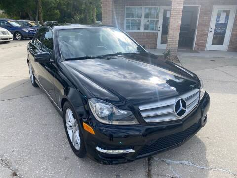2013 Mercedes-Benz C-Class for sale at MITCHELL AUTO ACQUISITION INC. in Edgewater FL