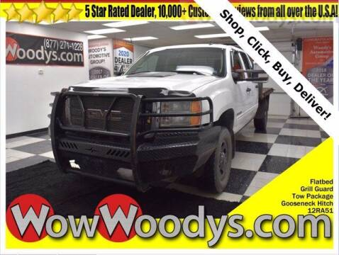 2012 GMC Sierra 3500HD for sale at WOODY'S AUTOMOTIVE GROUP in Chillicothe MO