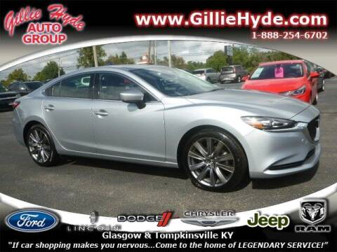 2018 Mazda MAZDA6 for sale at Gillie Hyde Auto Group in Glasgow KY