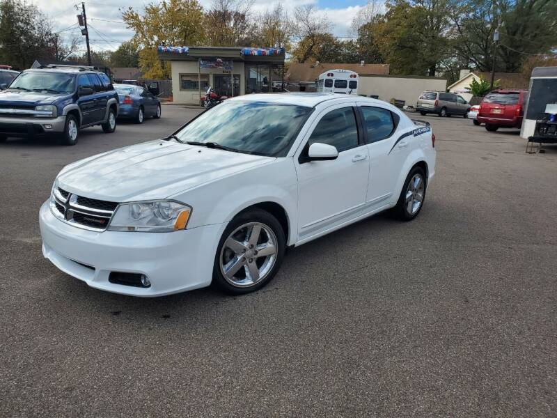 2013 Dodge Avenger for sale at Tri-State Motors in Southaven MS