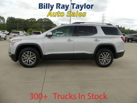 2019 GMC Acadia for sale at Billy Ray Taylor Auto Sales in Cullman AL