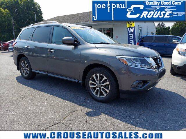 2015 Nissan Pathfinder for sale at Joe and Paul Crouse Inc. in Columbia PA