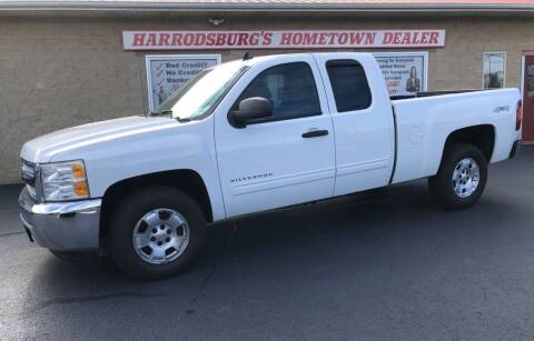2013 Chevrolet Silverado 1500 for sale at Auto Martt, LLC in Harrodsburg KY