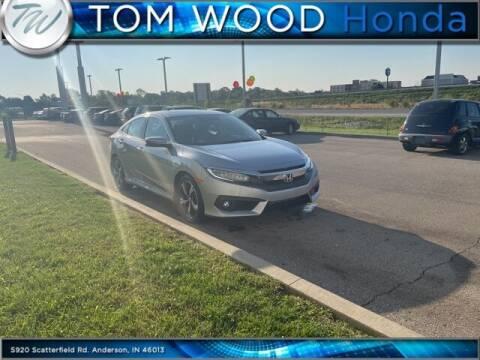 2018 Honda Civic for sale at Tom Wood Honda in Anderson IN