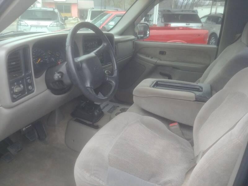 2000 Chevrolet Silverado 1500 2dr LS 4WD Standard Cab Stepside SB - Elizabethton TN