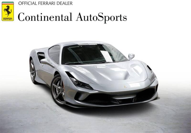 2020 Ferrari F8 Tributo for sale in Hinsdale, IL