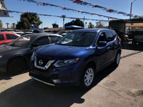 2017 Nissan Rogue for sale at Valley Auto Center in Phoenix AZ
