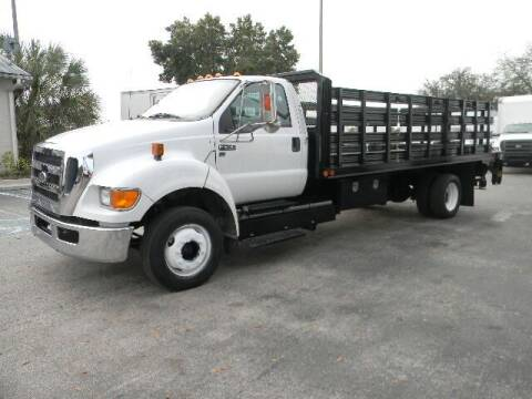 2015 Ford F-650 Super Duty for sale at Longwood Truck Center Inc in Sanford FL