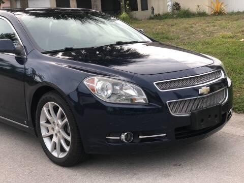 2009 Chevrolet Malibu for sale at Internet Motorcars LLC in Fort Myers FL