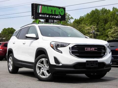 2018 GMC Terrain for sale at Used Imports Auto - Metro Auto Credit in Smyrna GA