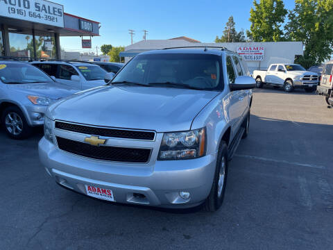 2014 Chevrolet Suburban for sale at Adams Auto Sales in Sacramento CA