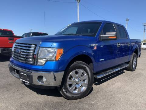2011 Ford F-150 for sale at Superior Auto Mall of Chenoa in Chenoa IL