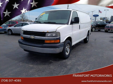 2008 Chevrolet Express Cargo for sale at Frankfort Motorworks in Frankfort IL