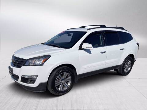 2016 Chevrolet Traverse for sale at Fitzgerald Cadillac & Chevrolet in Frederick MD
