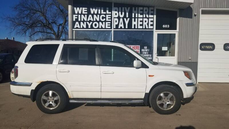 2008 Honda Pilot for sale at STERLING MOTORS in Watertown SD