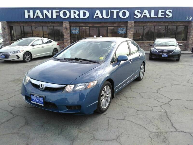 2011 Honda Civic for sale at Hanford Auto Sales in Hanford CA