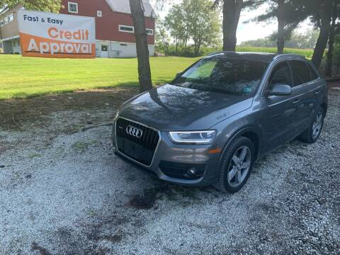 2015 Audi Q3 for sale at Caulfields Family Auto Sales in Bath PA