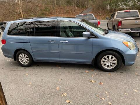 2008 Honda Odyssey for sale at Elite Auto Sales Inc in Front Royal VA