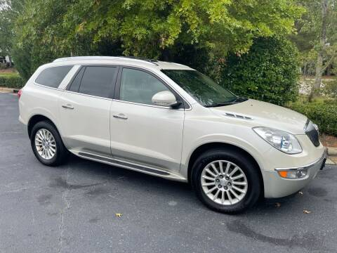 2012 Buick Enclave for sale at Weaver Motorsports Inc in Cary NC