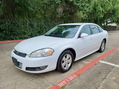2011 Chevrolet Impala for sale at DFW Autohaus in Dallas TX