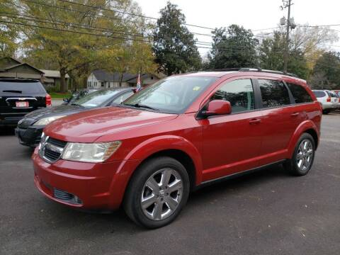 2010 Dodge Journey for sale at Curtis Lewis Motor Co in Rockmart GA