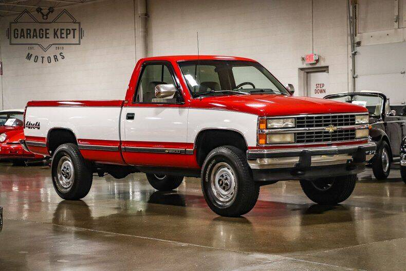1993 Chevrolet C/K 2500 Series for sale in Grand Rapids, MI