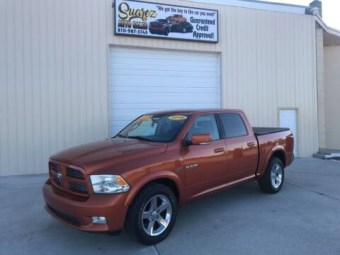 2010 Dodge Ram Pickup 1500 for sale at Suarez Auto Sales in Port Huron MI