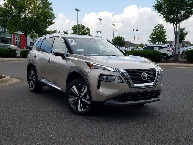2021 Nissan Rogue for sale in Rock Hill, SC