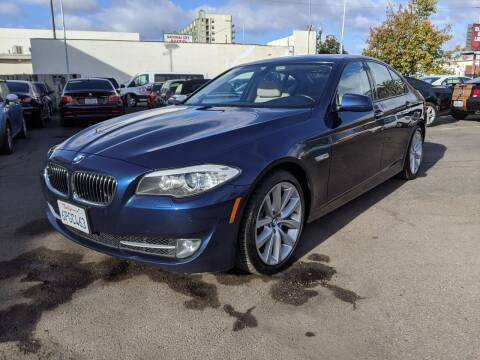 2011 BMW 5 Series for sale at Convoy Motors LLC in National City CA
