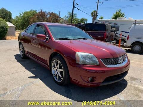2007 Mitsubishi Galant for sale at About New Auto Sales in Lincoln CA