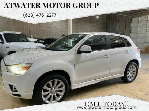 2011 Mitsubishi Outlander Sport for sale at Atwater Motor Group in Phoenix AZ