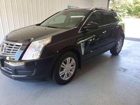 2013 Cadillac SRX for sale at Bailey Family Auto Sales in Lincoln AR