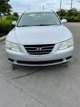 2010 Hyundai Sonata for sale at Nice Cars in Pleasant Hill MO