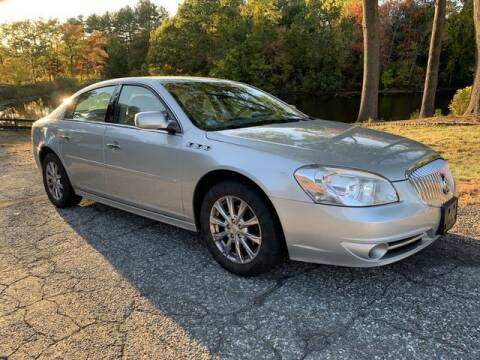 2011 Buick Lucerne for sale at Matrix Autoworks in Nashua NH