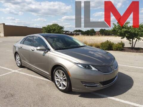 2015 Lincoln MKZ Hybrid for sale at INDY LUXURY MOTORSPORTS in Fishers IN