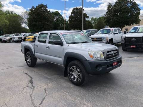 2010 Toyota Tacoma for sale at WILLIAMS AUTO SALES in Green Bay WI
