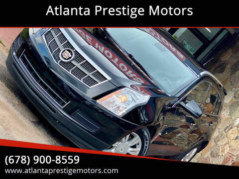 2011 Cadillac SRX for sale at Atlanta Prestige Motors in Decatur GA